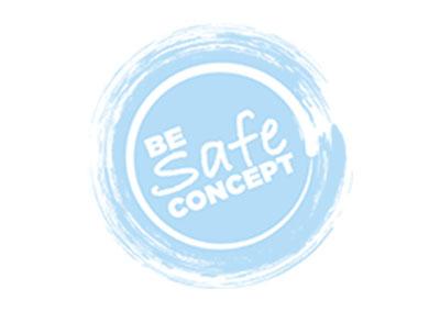 Logo BeSafe Concept